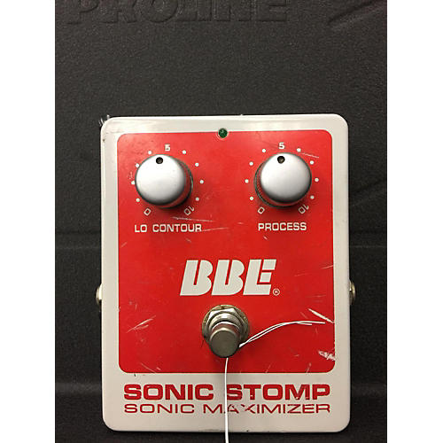 BBE SS92 Sonicstomp Sonic Maximizer Effect Pedal