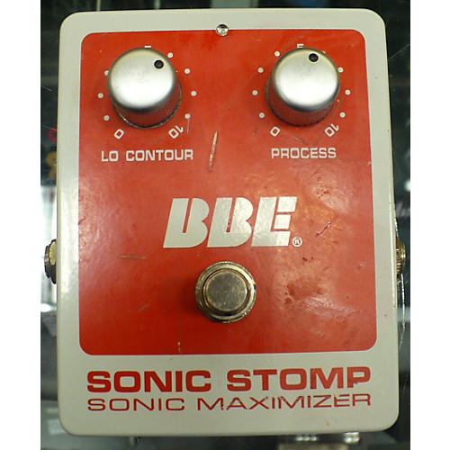 BBE SS92 Sonicstomp Sonic Maximizer Effect Pedal-thumbnail