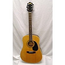 Silvertone SSAW028GSA Acoustic Guitar
