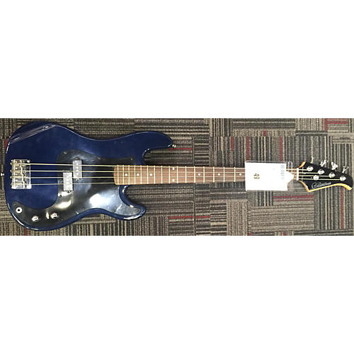 Silvertone SSLB-11 Electric Bass Guitar