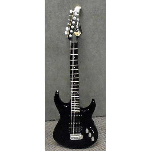 Silvertone SSLK15DOS Solid Body Electric Guitar-thumbnail
