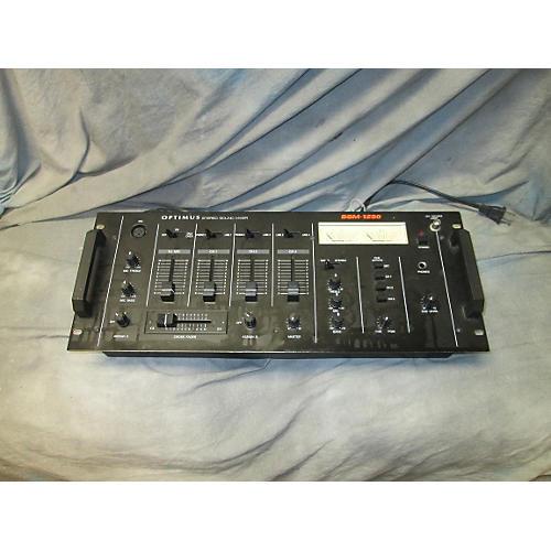 Optimus SSM1250 DJ Mixer