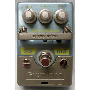 Pre-owned Guyatone SSM5 Effect Pedal by Guyatone