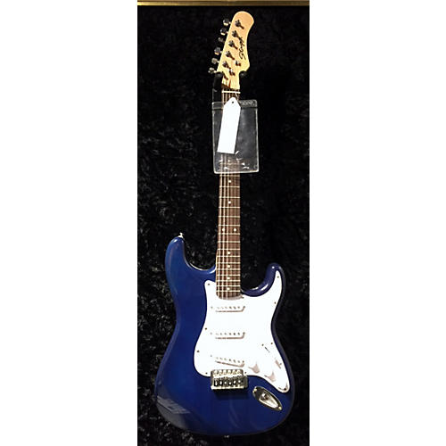 Stagg SSS Blue Solid Body Electric Guitar