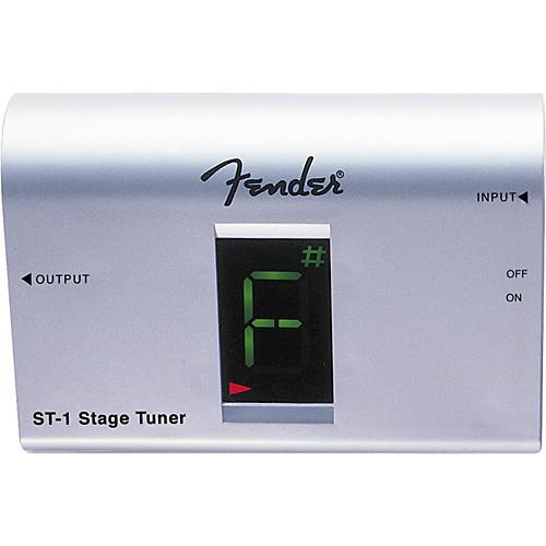 Fender ST-1 Chromatic Tuner-thumbnail