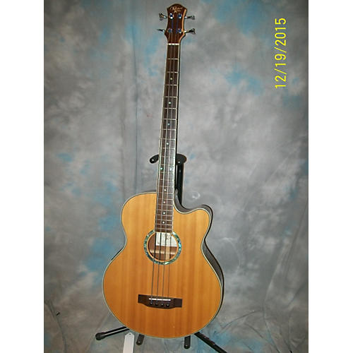 Michael Kelly ST-AB4-NA Acoustic Bass Guitar
