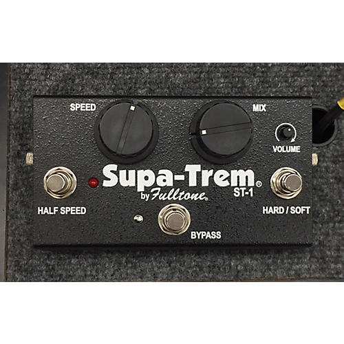 Fulltone ST Supa Trem Tremolo Effect Pedal-thumbnail