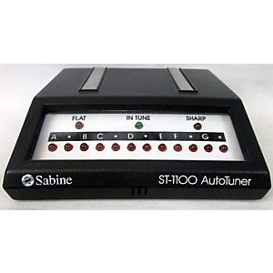 Pre-owned Sabine ST1100 Tuner