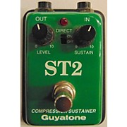 Guyatone ST2 Compression Sustainer Effect Pedal
