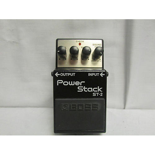 Boss ST2 Power Stack Overdrive Effect Pedal
