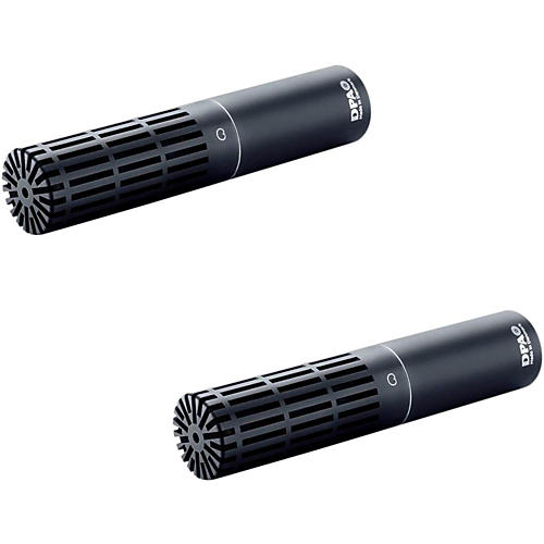 DPA Microphones ST2011C Stereo Pair with 2011C Compact Cardioids-thumbnail
