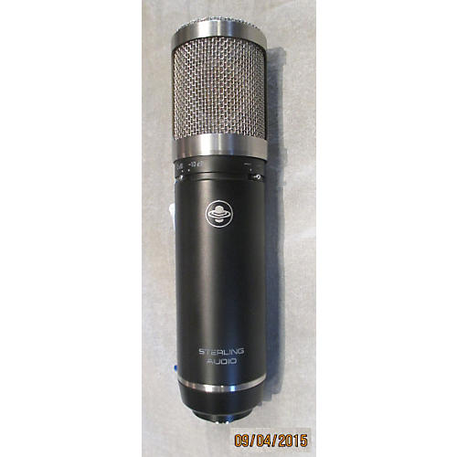 Sterling Audio Service Parts ST59 BLACK Condenser Microphone-thumbnail