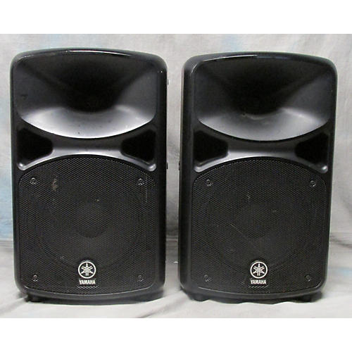 Yamaha STAGEPAS 600I Sound Package-thumbnail