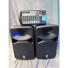 Yamaha STAGEPAS 600I Sound Package