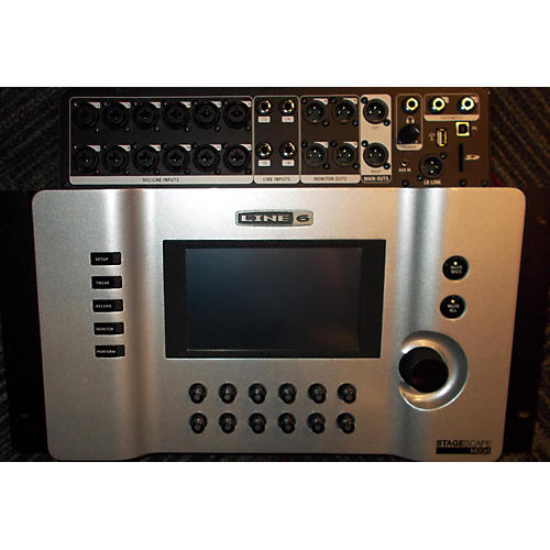 Line 6 STAGESCAPE M20D Digital Mixer