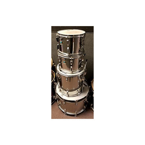 Ludwig STAINLESS STEEL Drum Kit-thumbnail
