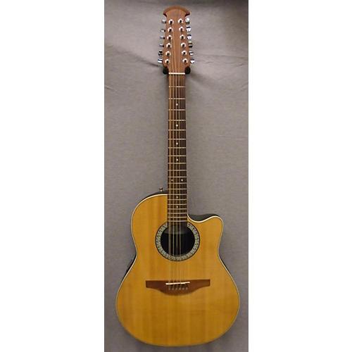 Ovation STANDARD BALLADEER 12STR 6751 12 String Acoustic Electric Guitar
