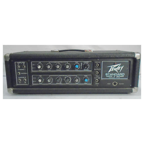 used peavey standard mark iii bass amp head guitar center. Black Bedroom Furniture Sets. Home Design Ideas