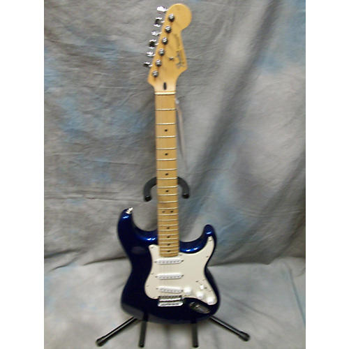 Fender STANDARD SPECIAL EDITION STRATOCASTER Blue Solid Body Electric Guitar