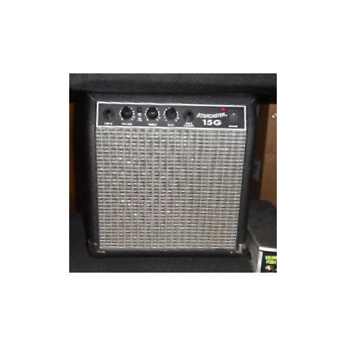 Starcaster by Fender STARCASTER 15G Black Guitar Power Amp