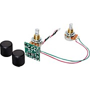 Basslines STC-2S-BO Blackouts 2-Band Tone Circuit with Separate Bass and Treble Potentiometers