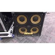 Markbass STD104 HR 4 X10 Bass Cabinet