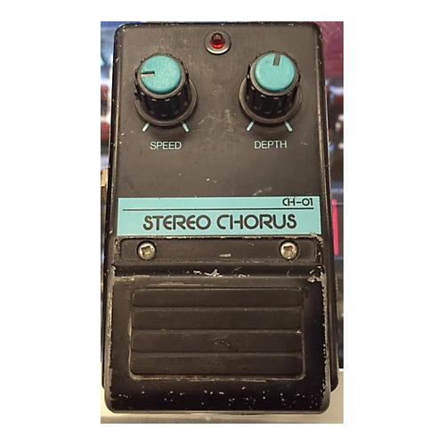 Yamaha STEREO CHORUS CH-01 Effect Pedal