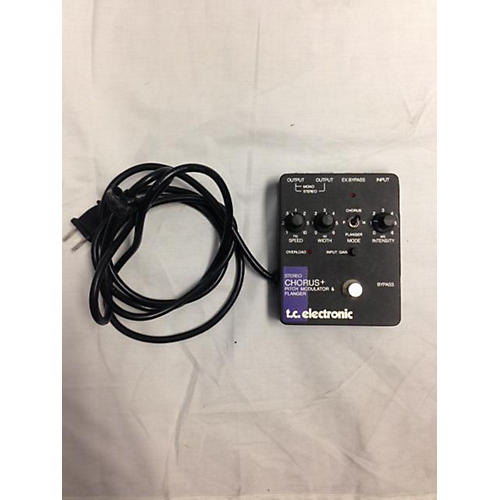 TC Electronic STEREO CHORUS PLUS Effect Pedal