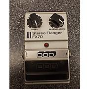 DOD STEREO FLANGER Effect Pedal