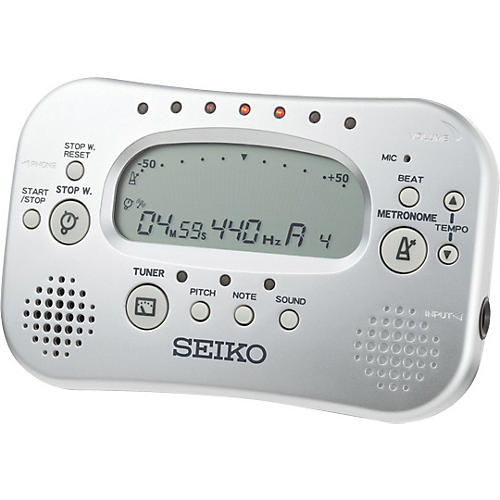 Seiko STH100 Metronome/Tuner with Stopwatch