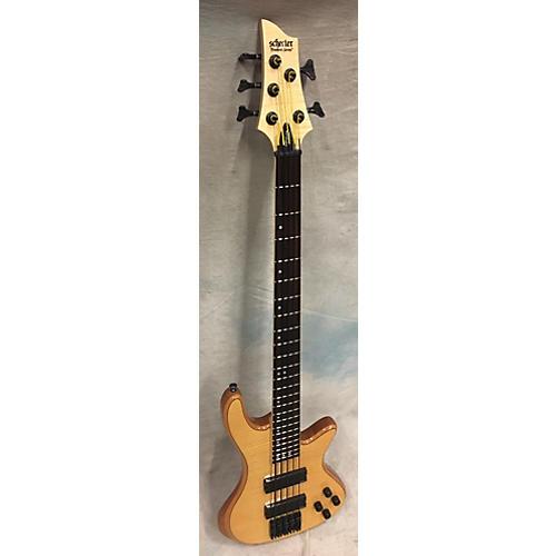 Schecter Guitar Research STILETTO CUSTOM 5FM 5STR BASS Electric Bass Guitar