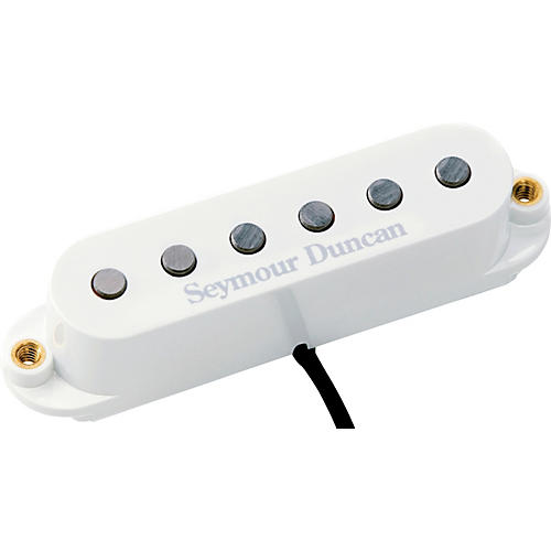 Seymour Duncan STK-S4n Classic Stack Plus - Neck Pickup. Black Neck