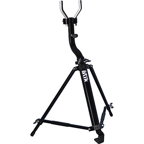 XL Specialty Percussion STK-ST1 The Stik J-Arm Snare Drum Field Stand-thumbnail