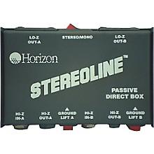 Rapco Horizon STL-1 Stereo Line Direct Box