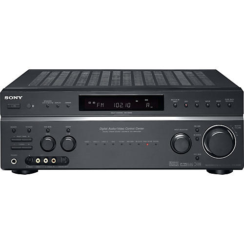 Sony STR-DE998 Receiver