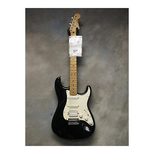 Fender STRATOCASTER Black Solid Body Electric Guitar