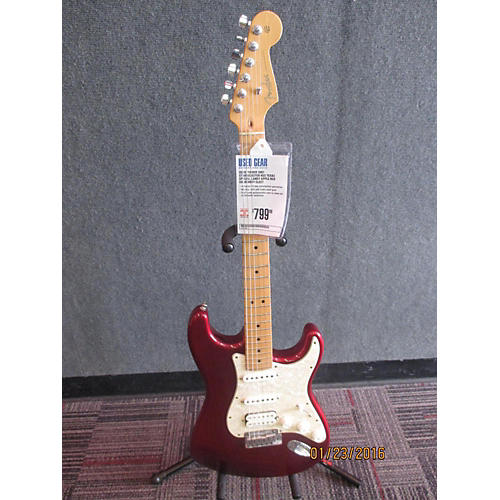 Fender STRATOCASTER HSS TEXAS SPECIAL Solid Body Electric Guitar