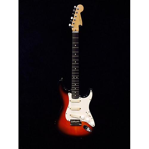 Fender STRATOCASTER PLUS Sunburst Solid Body Electric Guitar-thumbnail