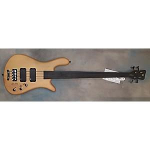 Pre-owned Warwick STREAMER ROCK BASS FRETLESS Electric Bass Guitar