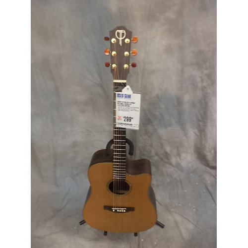 Teton STS155CENT Acoustic Electric Guitar