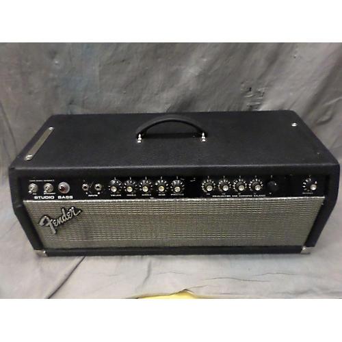Fender STUDIO BASS Tube Bass Amp Head