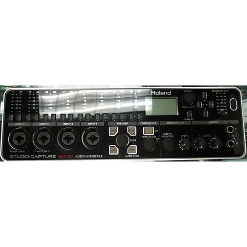 Roland STUDIO CAPTURE 16X10 INTERFACE Audio Interface