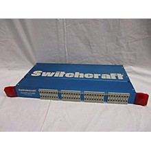 Switchcraft STUDIO PATCH 6425 Patch Bay