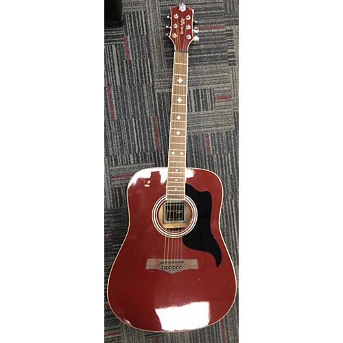 Randy Jackson STUDIO SERIES Acoustic Guitar-thumbnail
