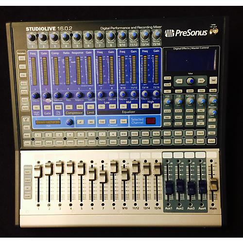 Presonus STUDIOLIVE 16.0.2 Digital Mixer-thumbnail