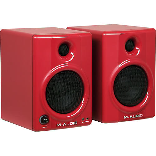 M-Audio STUDIOPHILE AV 40 Red Edition