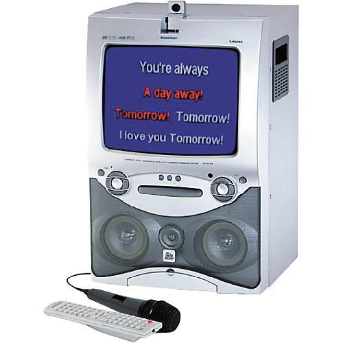 The Singing Machine STVD-919 CDG Karaoke System-thumbnail