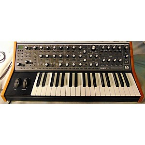 Pre-owned Moog SUB 37 TRIBUTE ED LPSSUB002 KEYBOARD Synthesizer