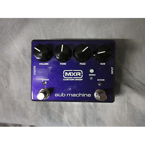 MXR SUB MACHINE Effect Pedal-thumbnail