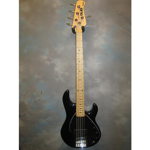 Sterling by Music Man SUB RAY 5 Black Electric Bass Guitar